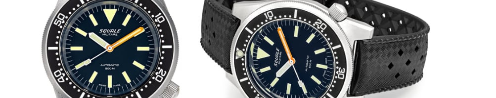 Squale 1521 series