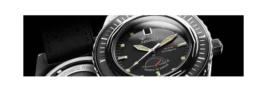 Squale Master serie